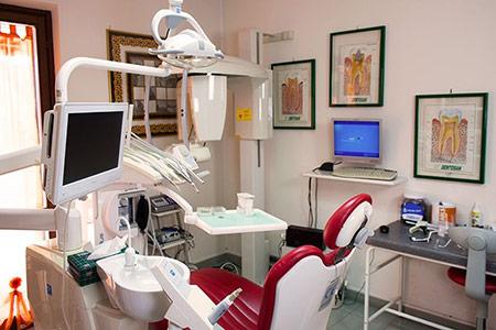 stanza rossa - odontoiatrica urciuolo