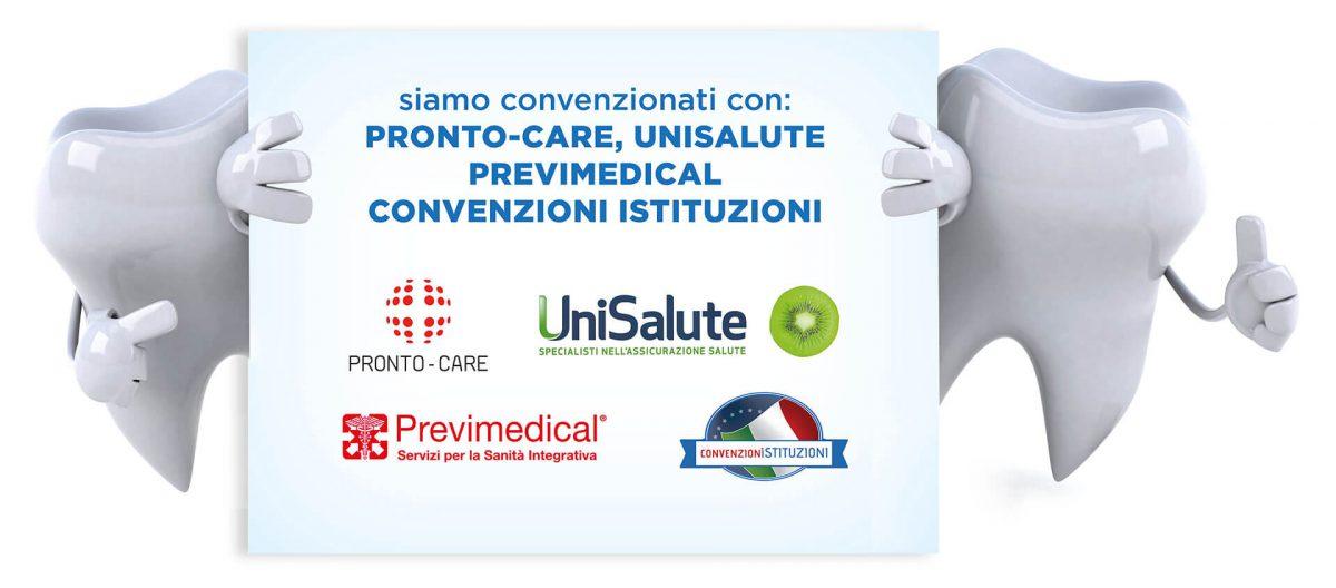 Convenzioni - Odontoiatrica Urciuolo
