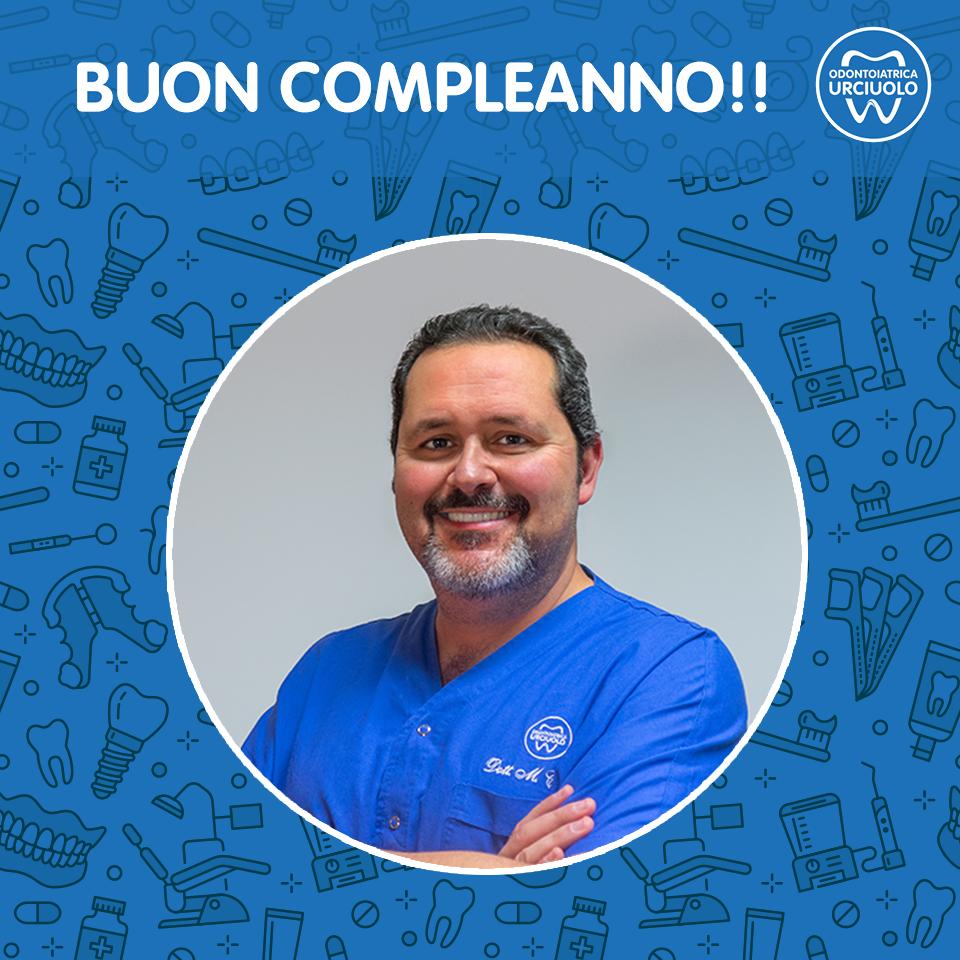 Buon compleanno Mauro Casani!!!