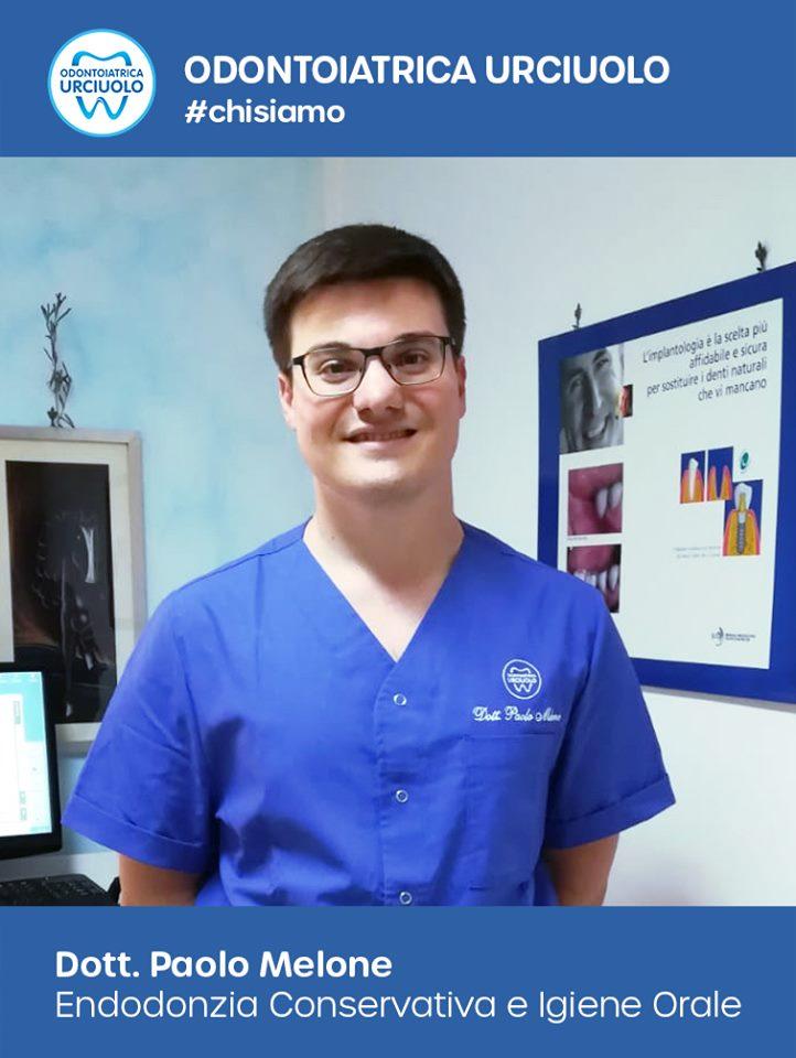 Dott. Paolo Melone