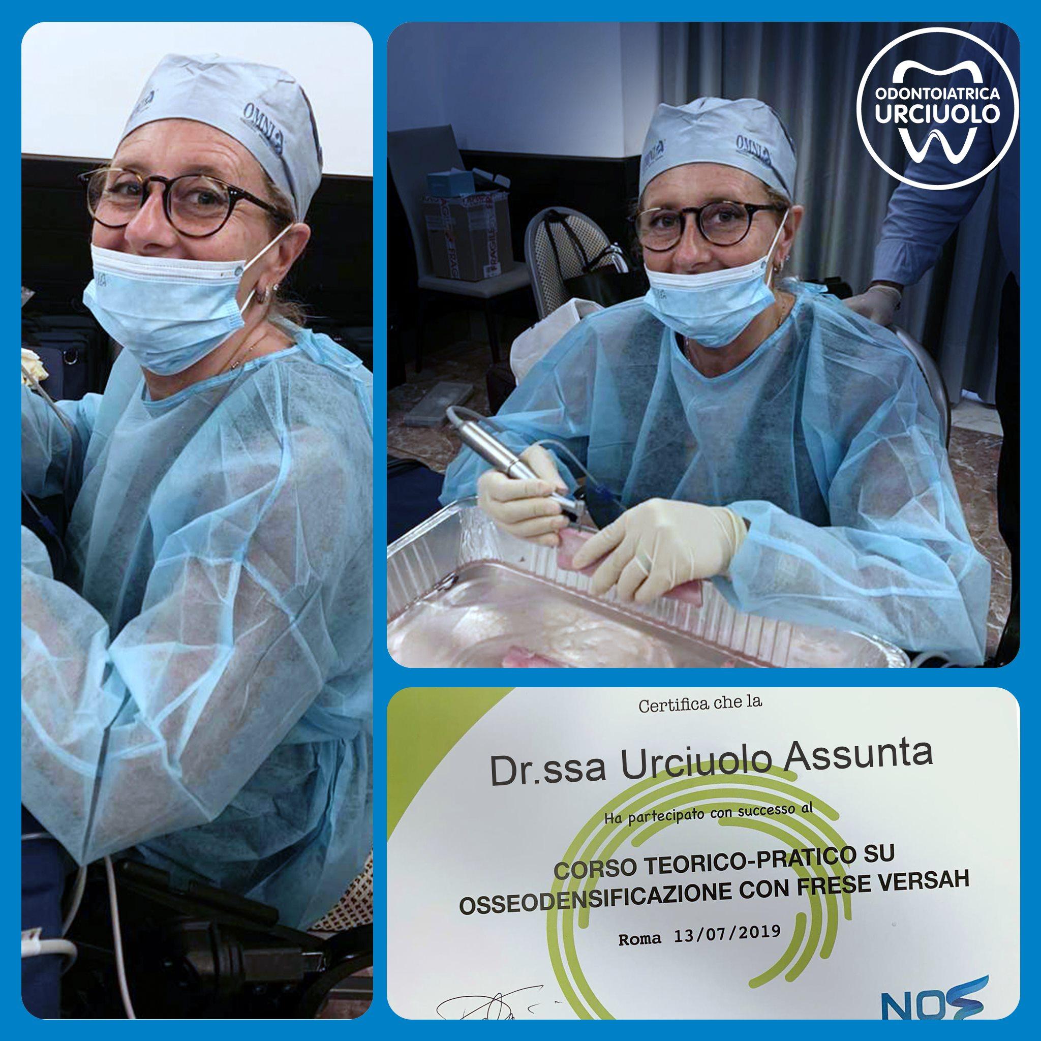 Dott.ssa Assunta Urciuolo
