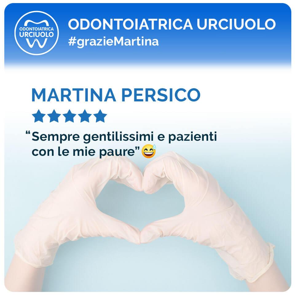 recensione Martina Persico